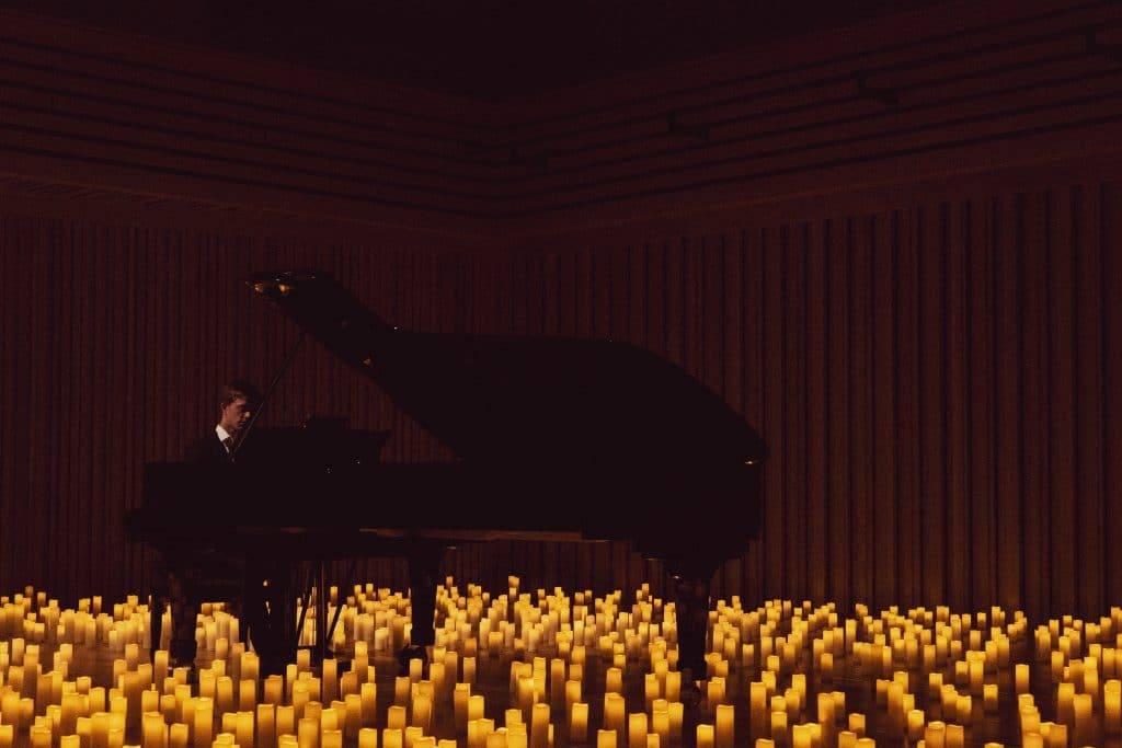 Candlelight Tribute to Ludovico Einaudi